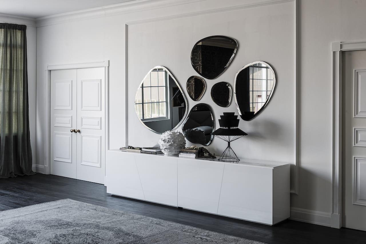 Awesome Specchi Da Parete Di Design Gallery - harrop.us - harrop.us