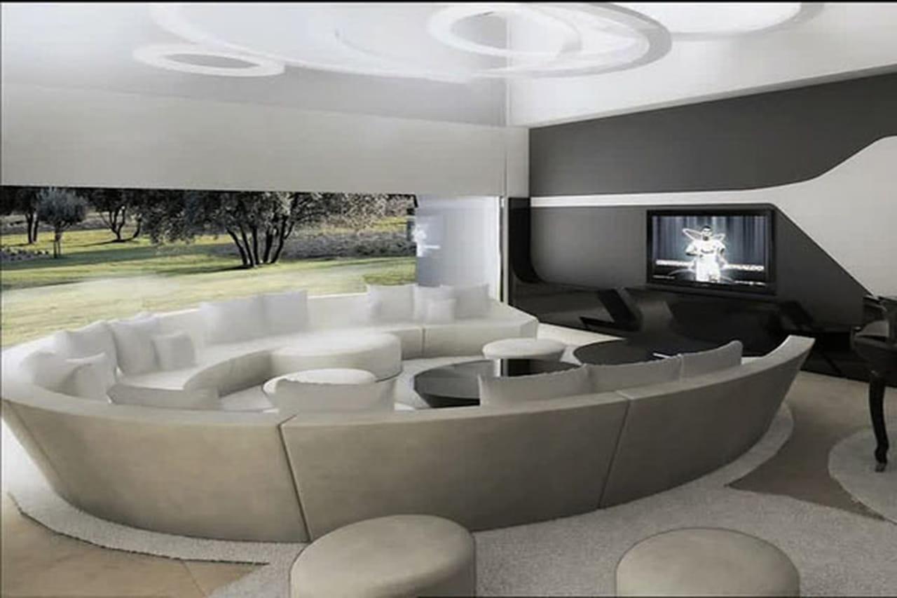 منزل نجم ريال مدريد كريستيانو رونالدو والفخامة بلمسة أسبانية 826063.jpg