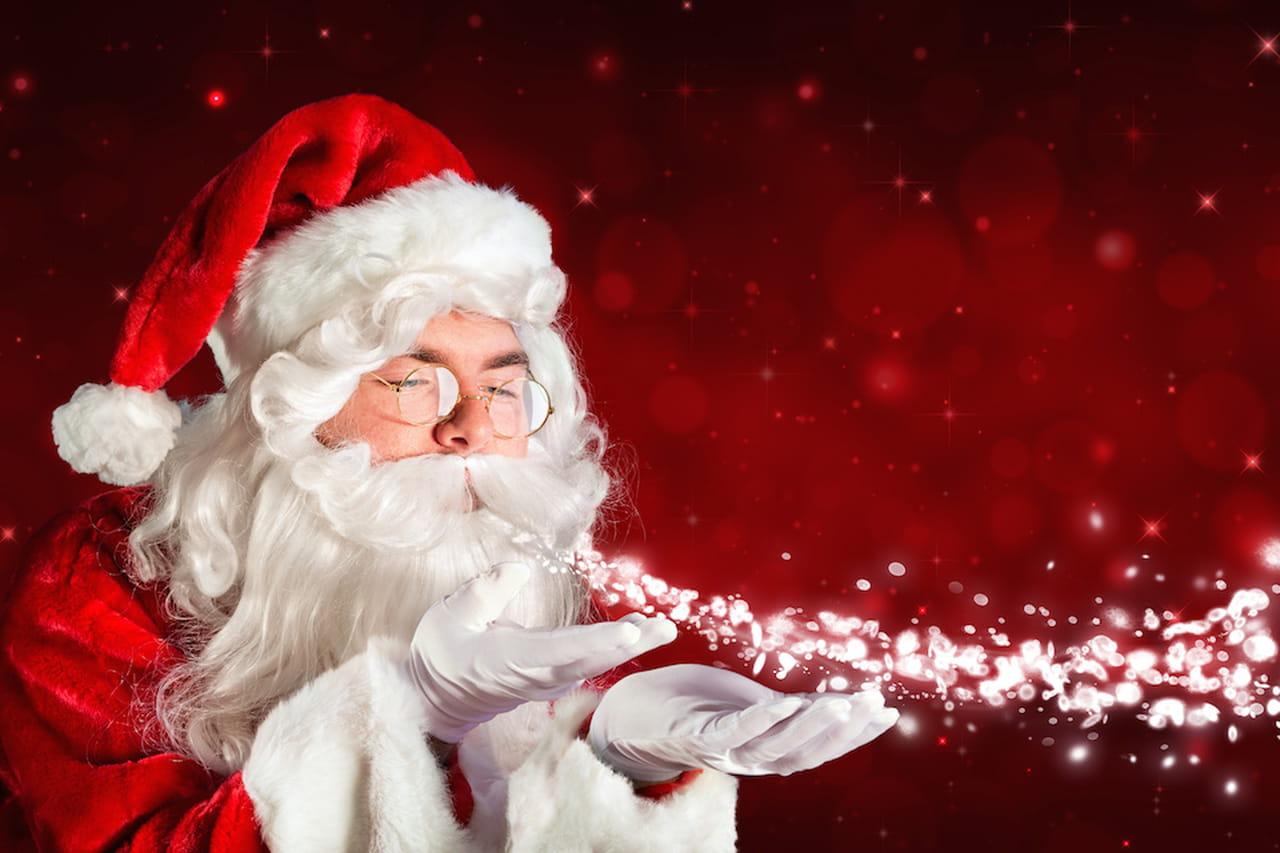 Storia Di Babbo Natale.La Storia Di Babbo Natale