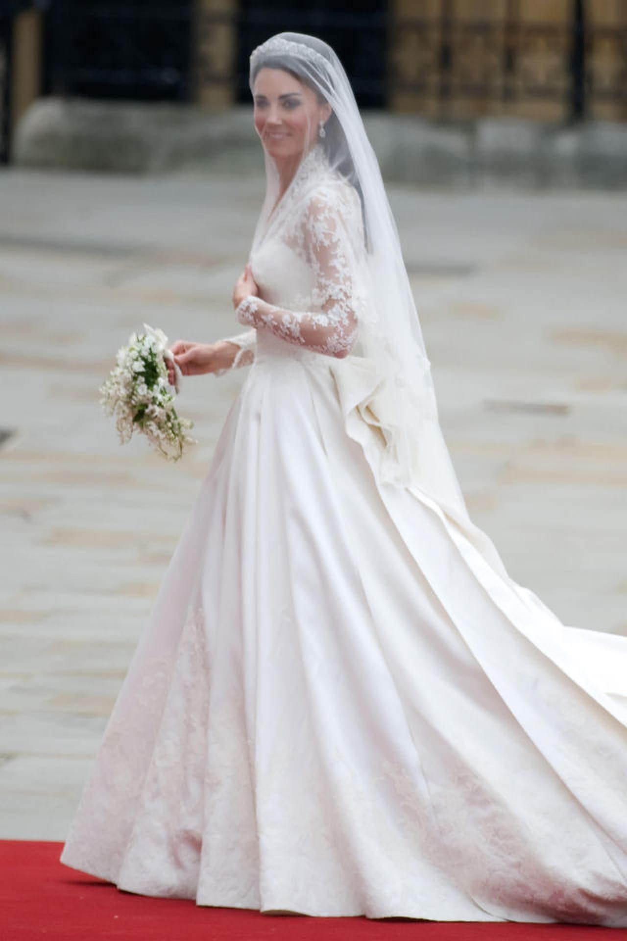 Preferenza Abiti da sposa da principessa: i vestiti reali JI25