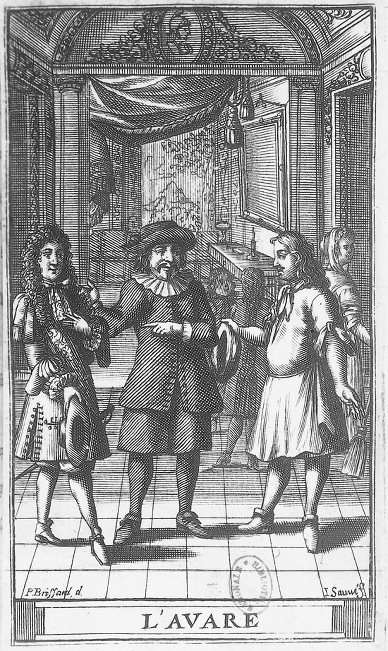 tartuffe molière analyse personnages