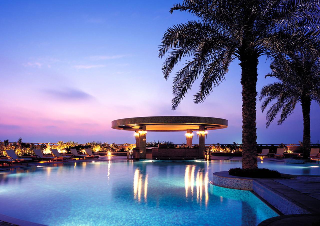 Shangri-La Hotel Dubai - Swimming pool