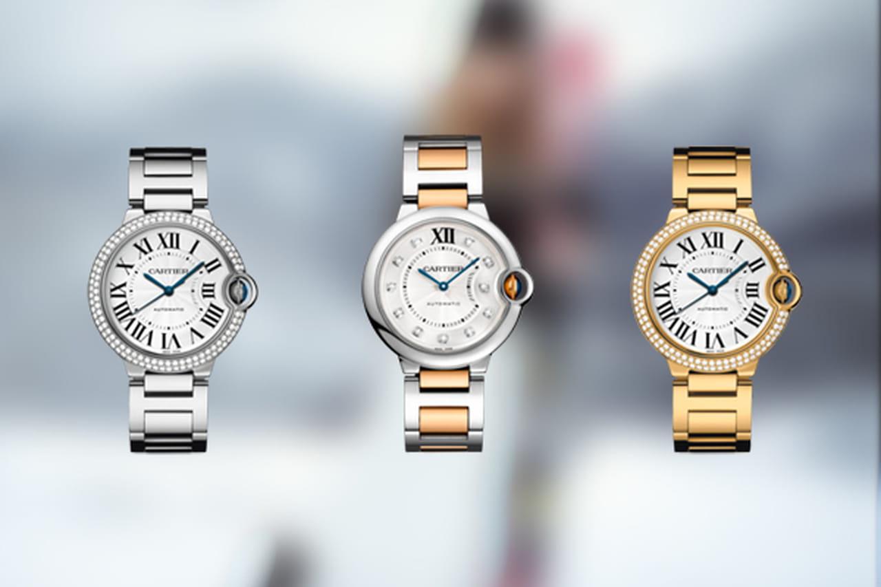 aa5e1caff مجموعة ساعات Ballon Bleu من Cartier كارتييه: فخامة وتميّز.