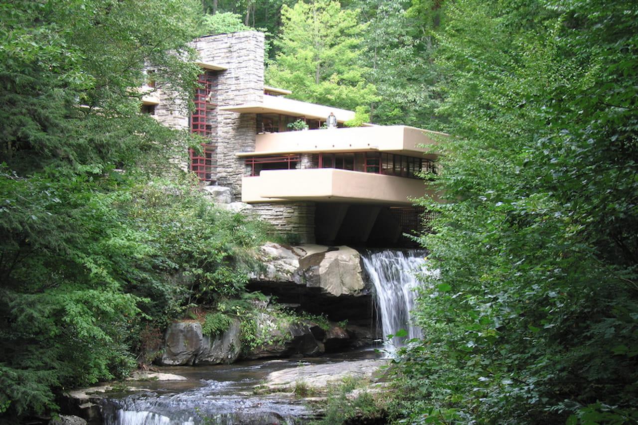 Le case pi belle del mondo ville per sognare ad occhi aperti for Frank lloyd wright piani per la casa