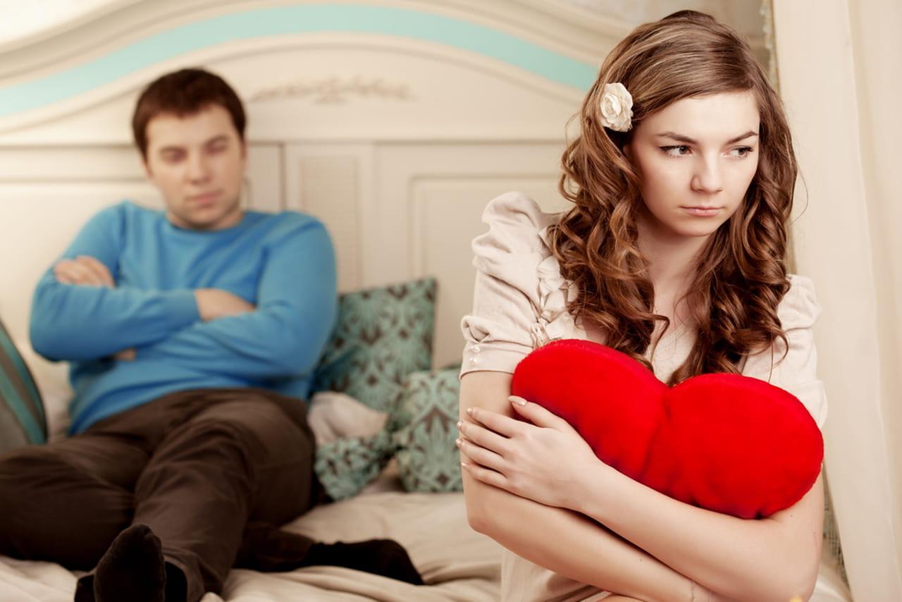 Проблемы у супругов в половой жизни онлайн 1 фотография