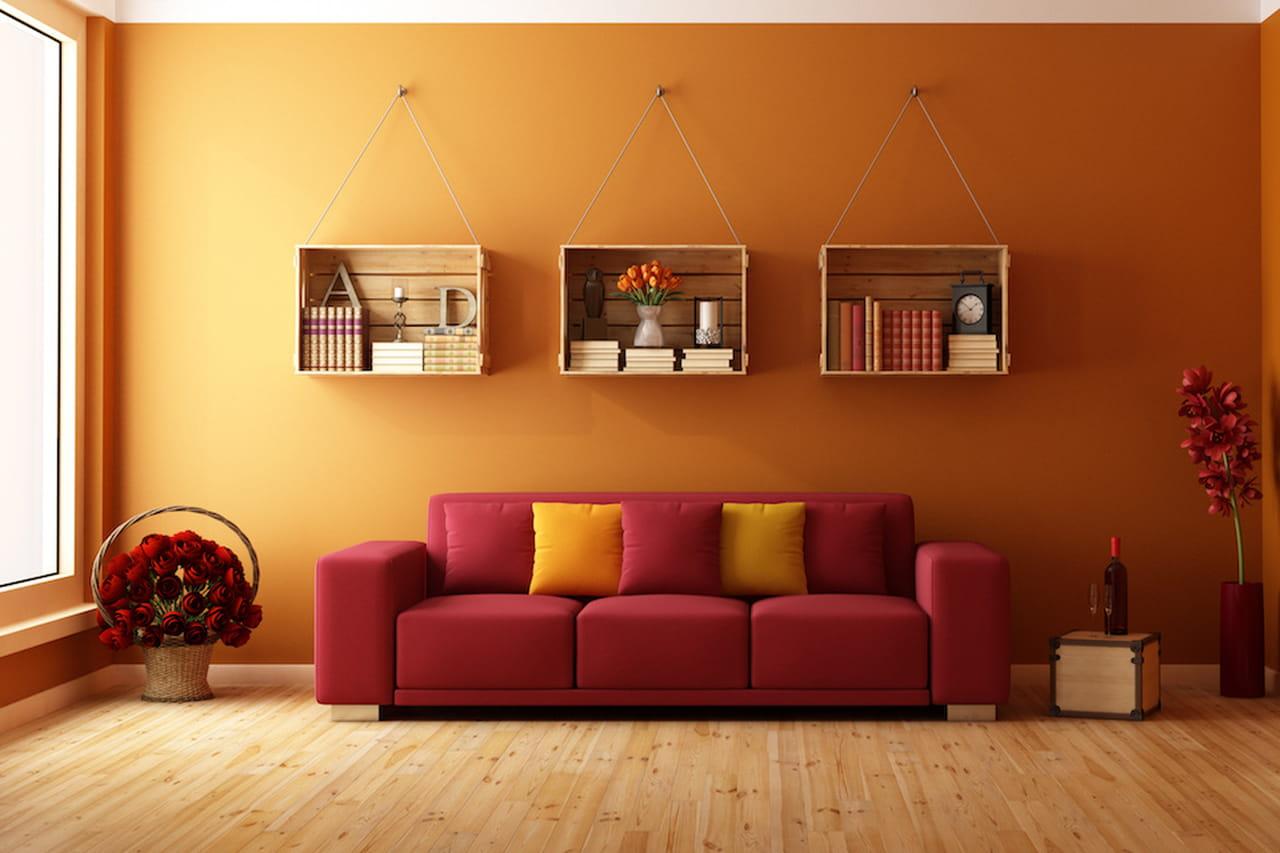 Ispirazioni diy lampadari - Colori per tinteggiare le pareti di casa ...