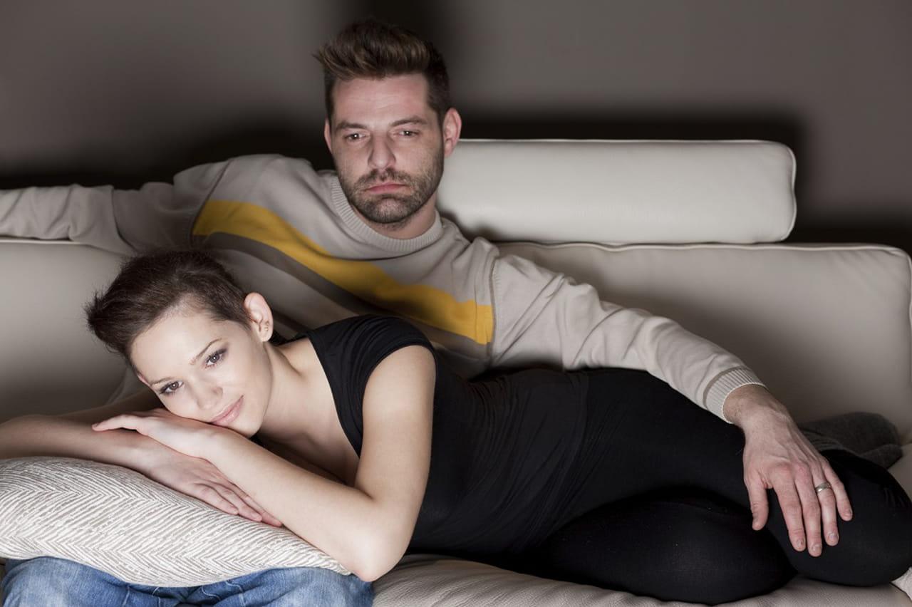Порно молоденькой пары