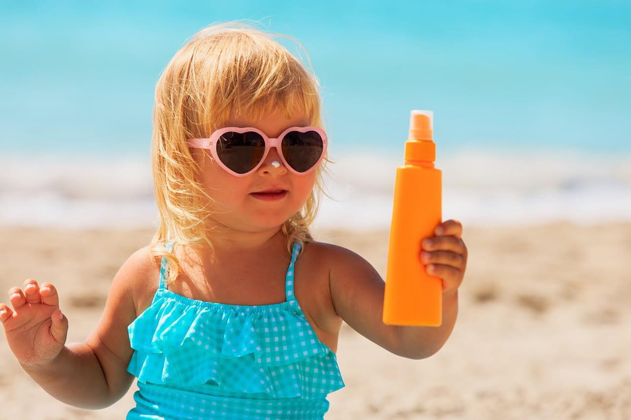 Protetor solar para crianças  saiba como escolher o melhor produto 6f7af3e032778