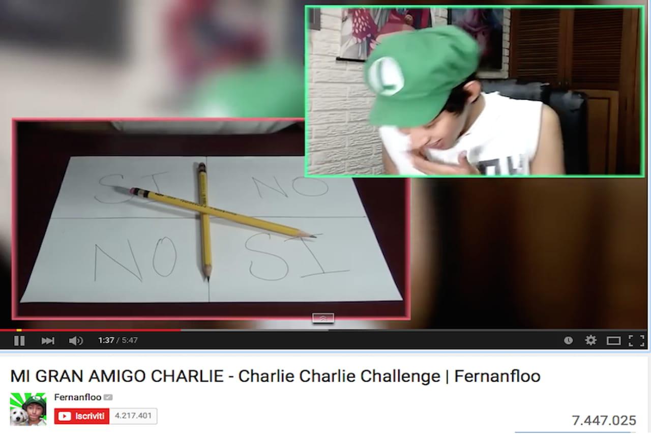 Challenge le sfide che trasformano i pazzi in youtubers - La tavola ouija funziona ...