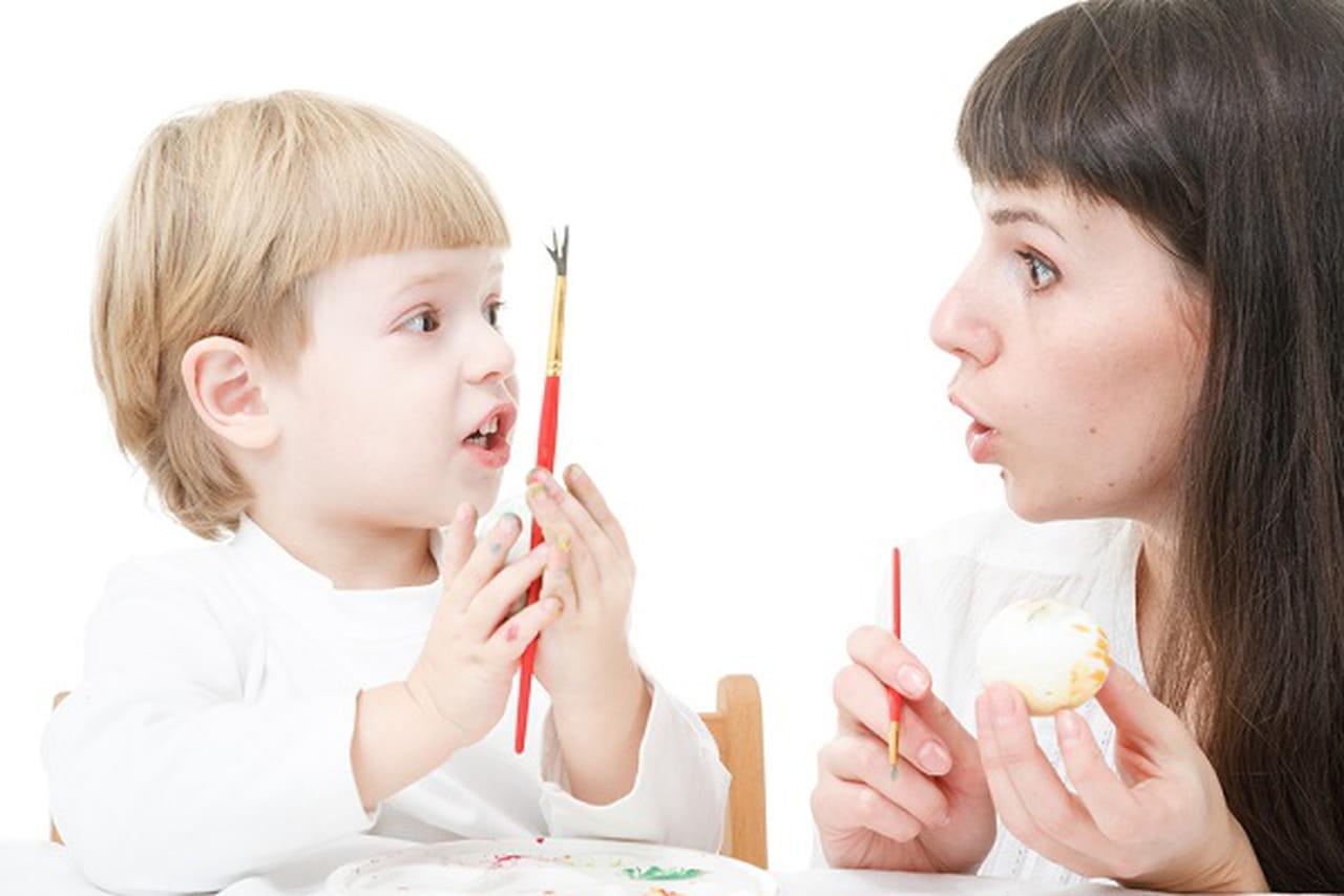 نصائح لتنمية قدرات التحدث الأطفال