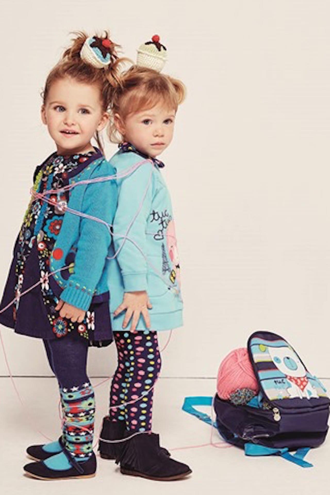 Exceptionnel Rientro a scuola: baby look alla moda per bimbe e bimbi XJ92