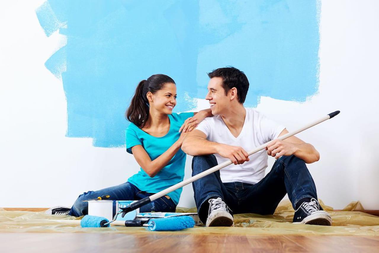 Tinteggiare casa colori di moda consigli e prezzi - Tinteggiare casa colori ...