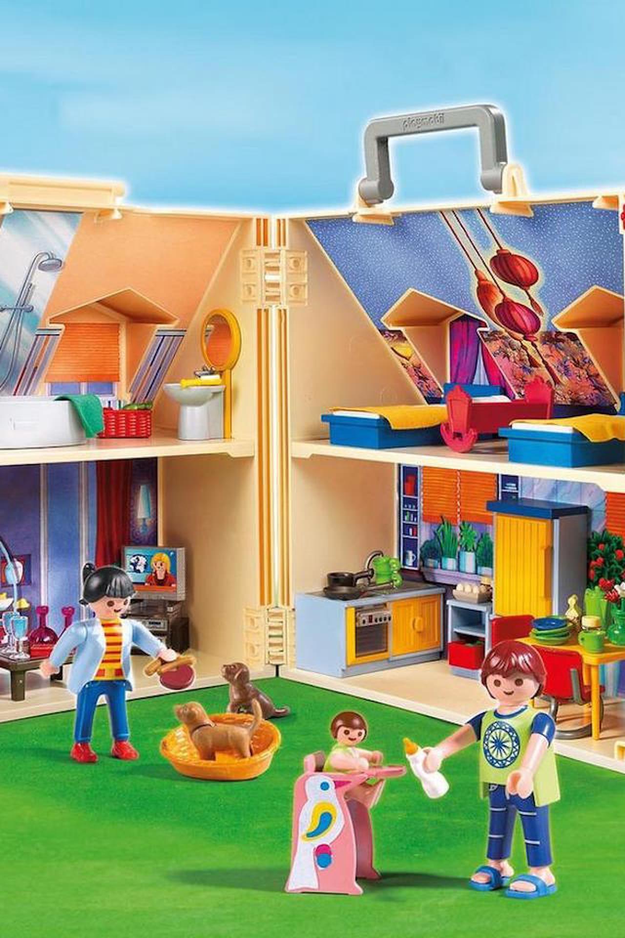 Casa delle bambole 5 idee a meno di 50 euro for Mobilio completo casa
