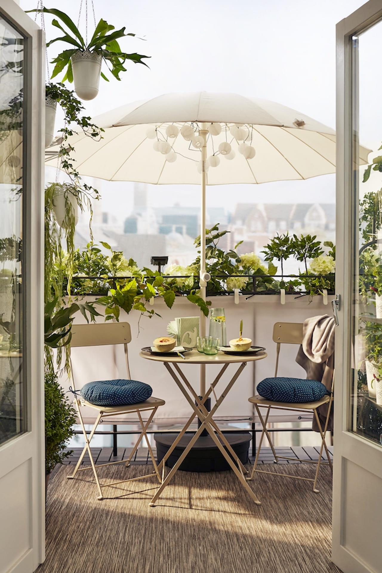 Ikea giardino 2017: outdoor conviviale