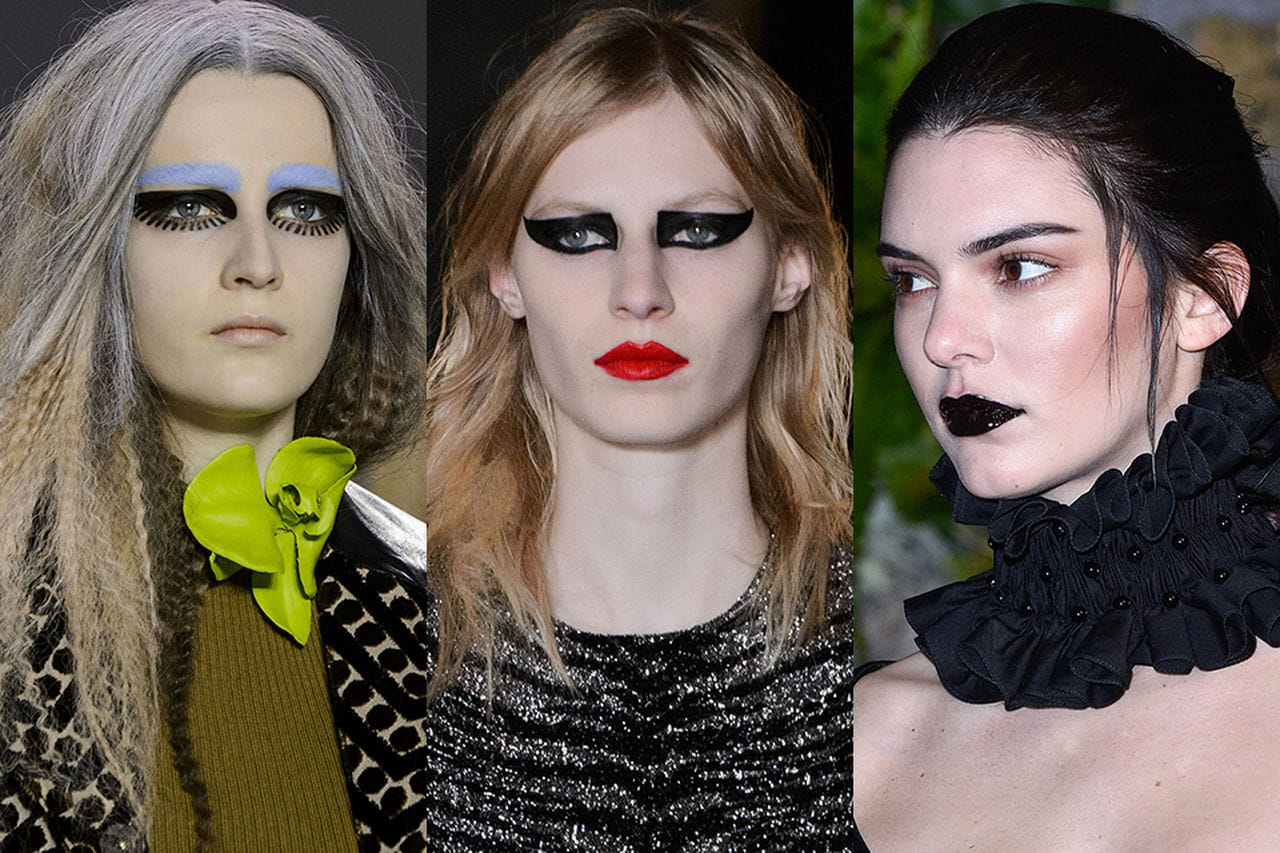 Top Maquiagem de Halloween: makes incríveis para se inspirar YC18