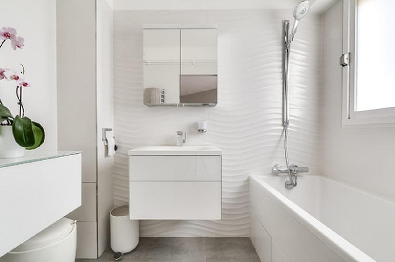 بالصور: 4 أفكار لتكبير حمامك