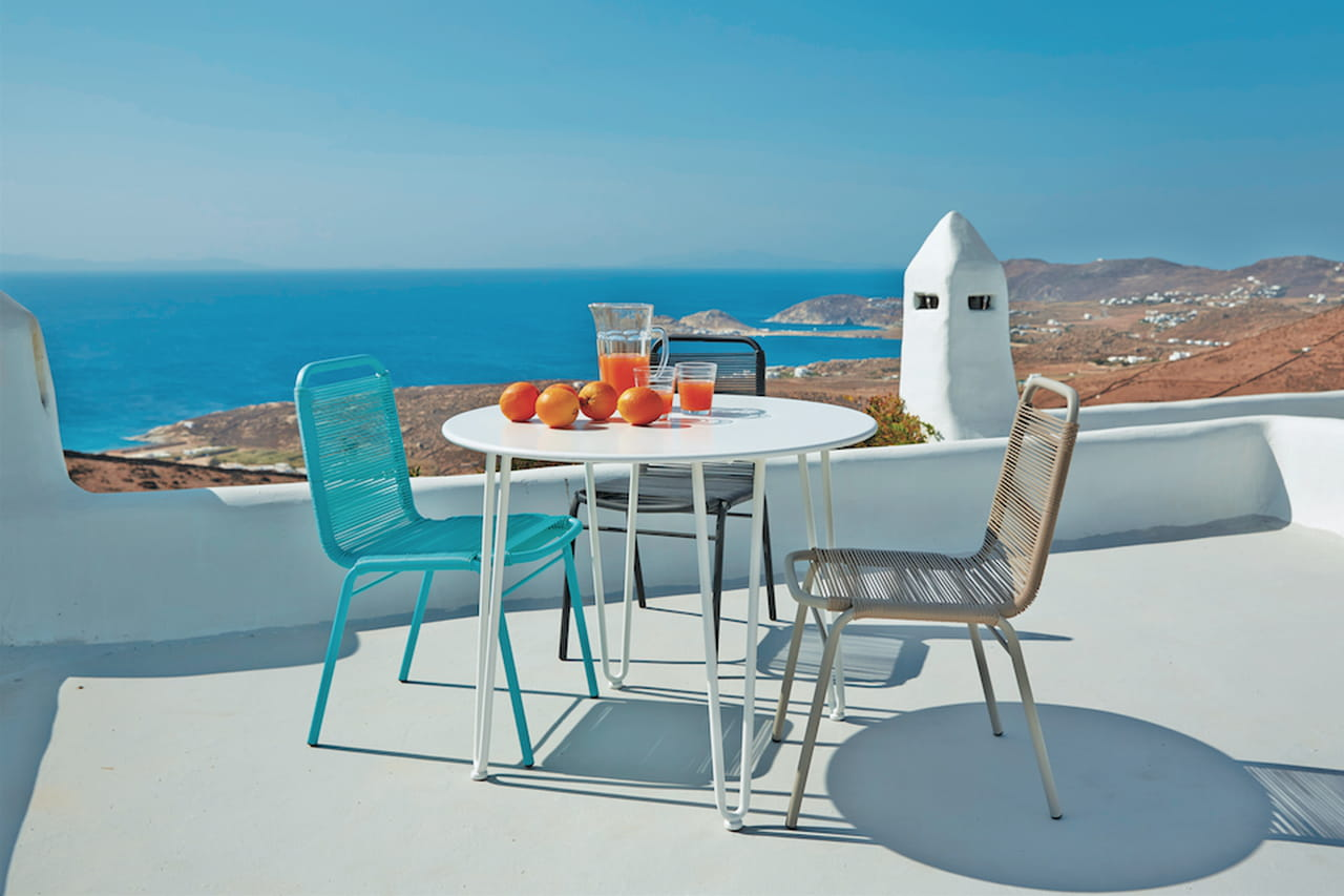 Tavoli e sedie da giardino maison du monde for Tavoli maison du monde