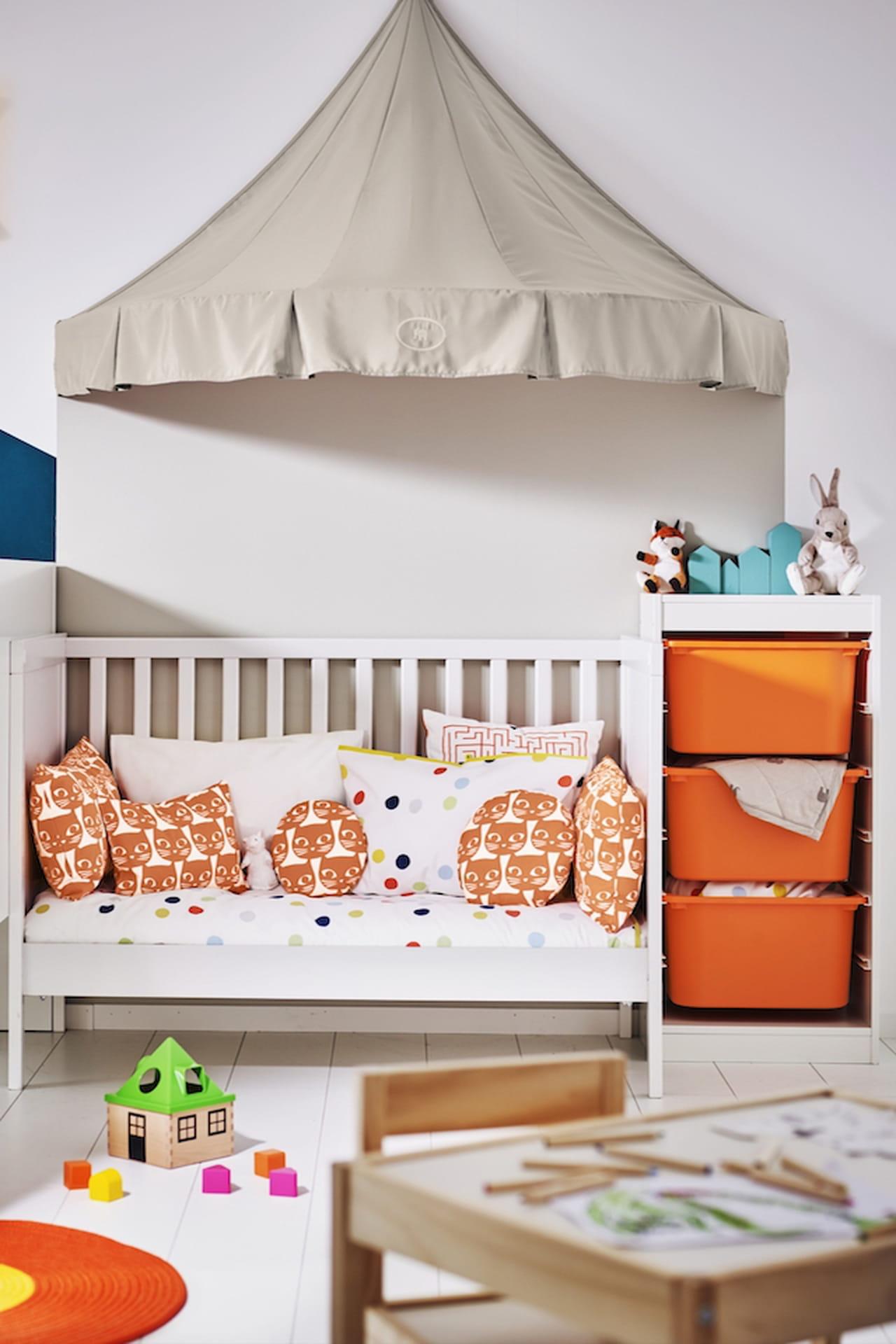 Camerette ikea proposte per neonati bambini e ragazzi - Ikea letto a baldacchino ...