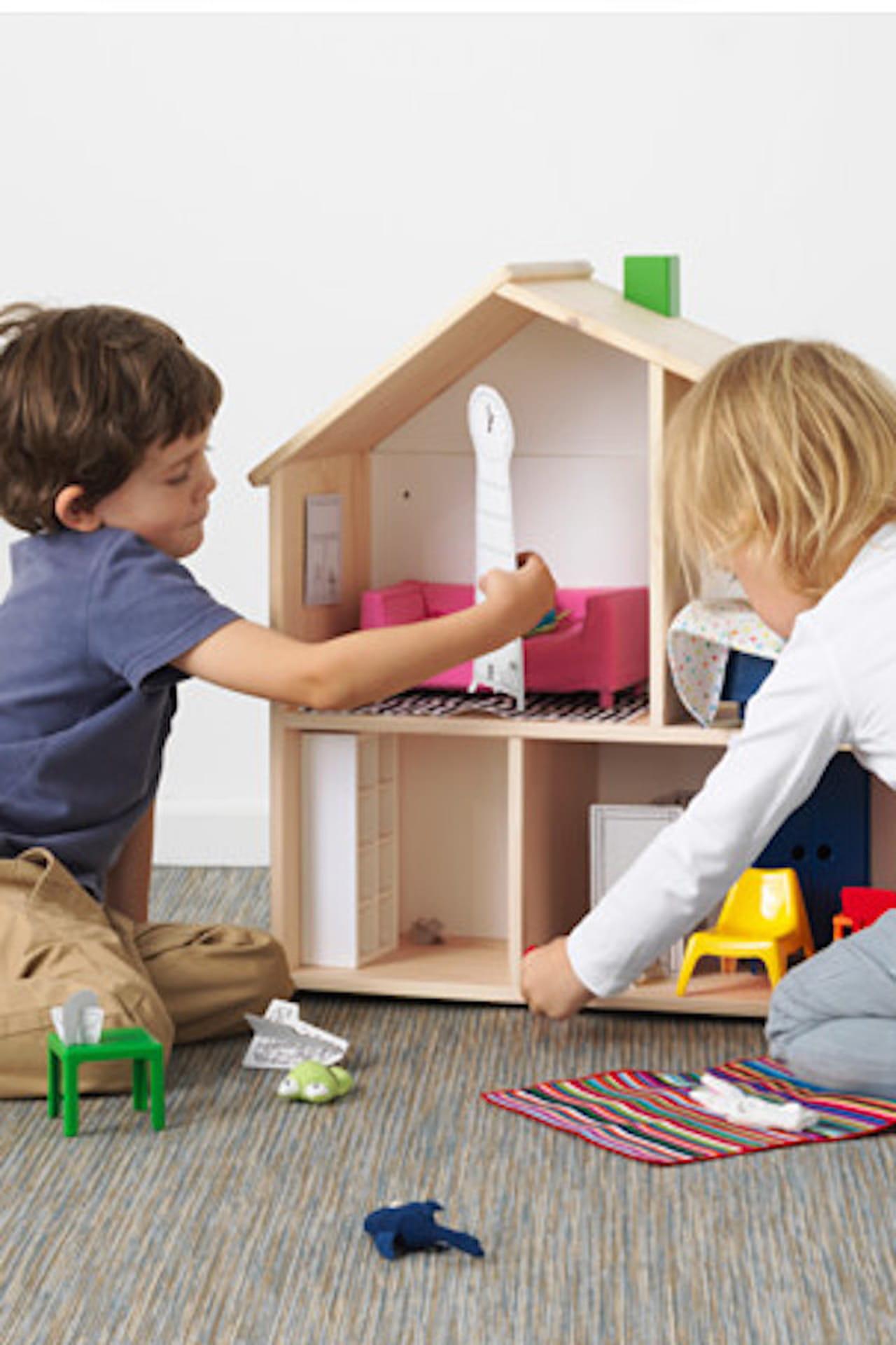casa delle bambole 5 idee a meno di 50 euro