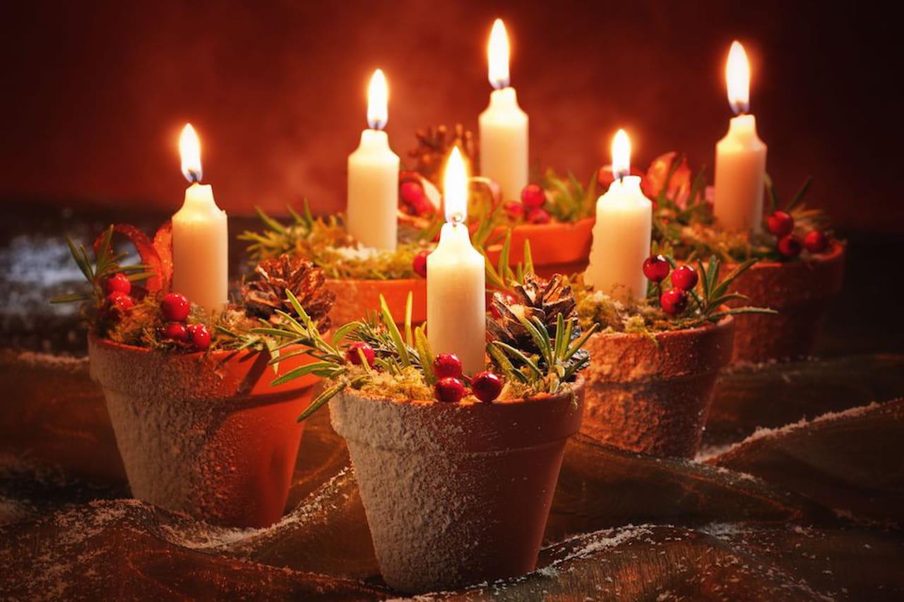 Top Decorazioni natalizie fai da te BG15