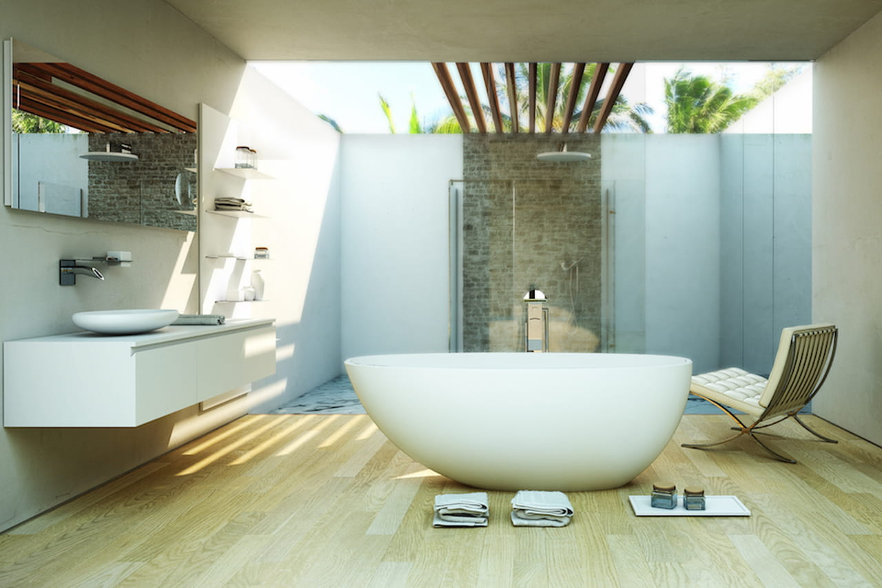 Bagni design: comfort da sogno