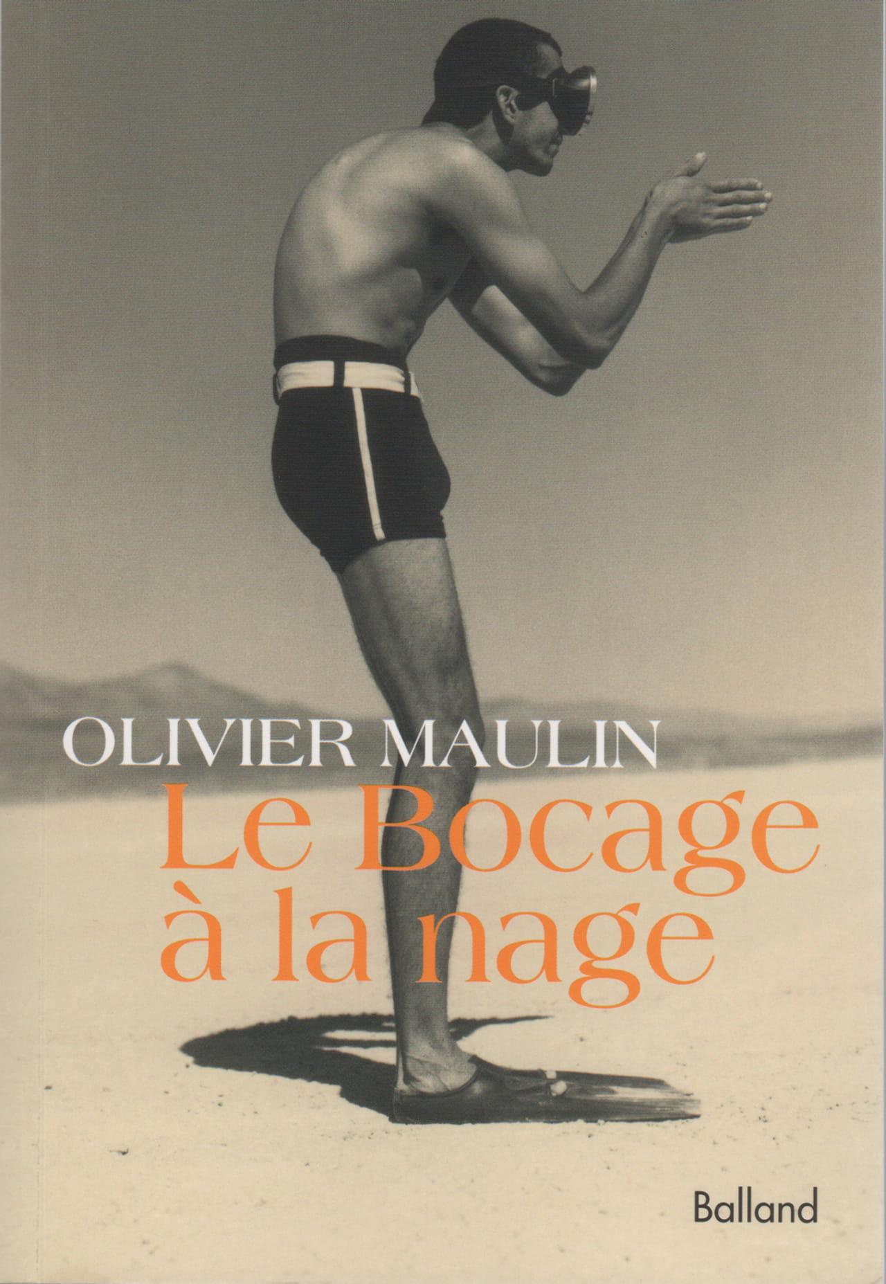 Le bocage à la nage – Olivier Maulin (2015)