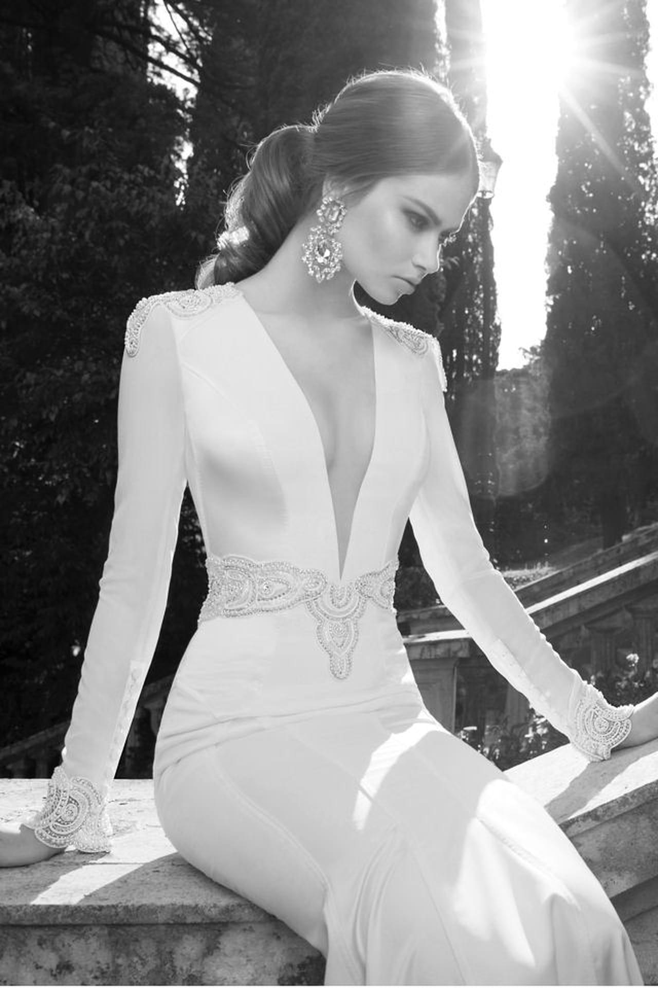 Super Matrimonio d'inverno: gli abiti da sposa KV66