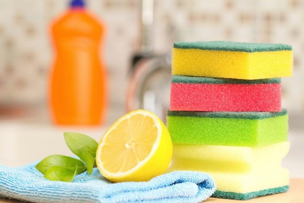استخدام الليمون للتنضيف