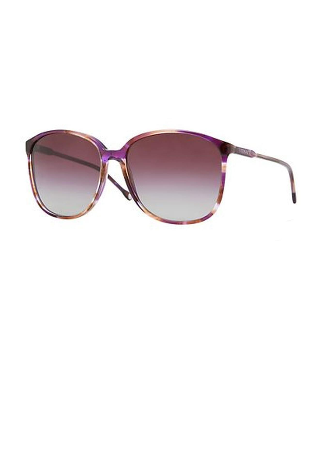 3d1452a20 نظارة شمسية ملونة على شكل دائري من Versace. من مجموعة Versace لربيع وصيف  2013