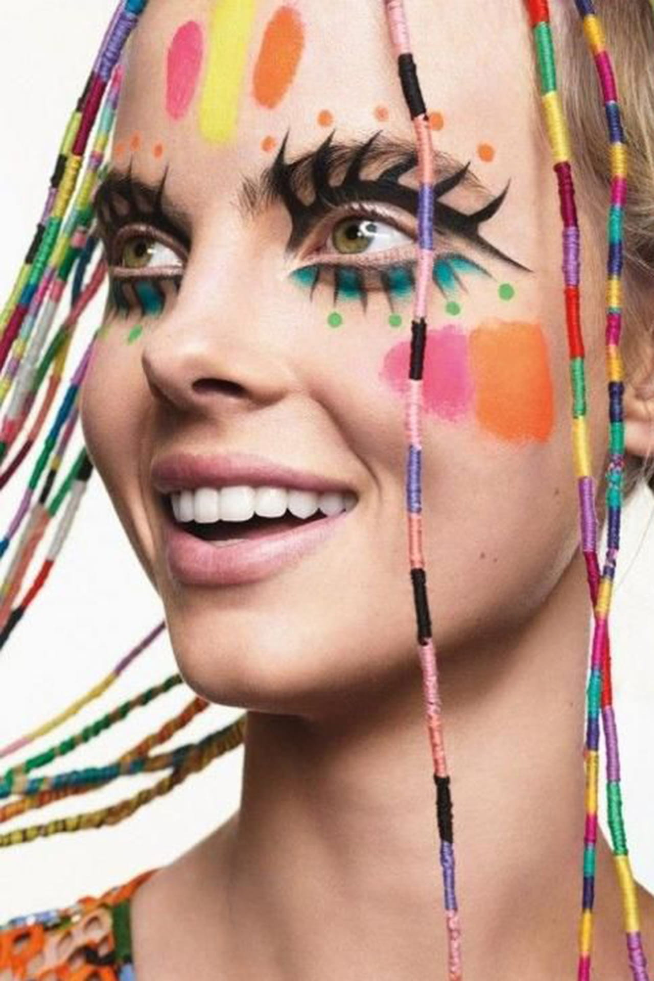 Onde Comprar Adesivos De Parede Infantil Barato ~ Maquiagem para carnaval sugestões de make para cair na folia
