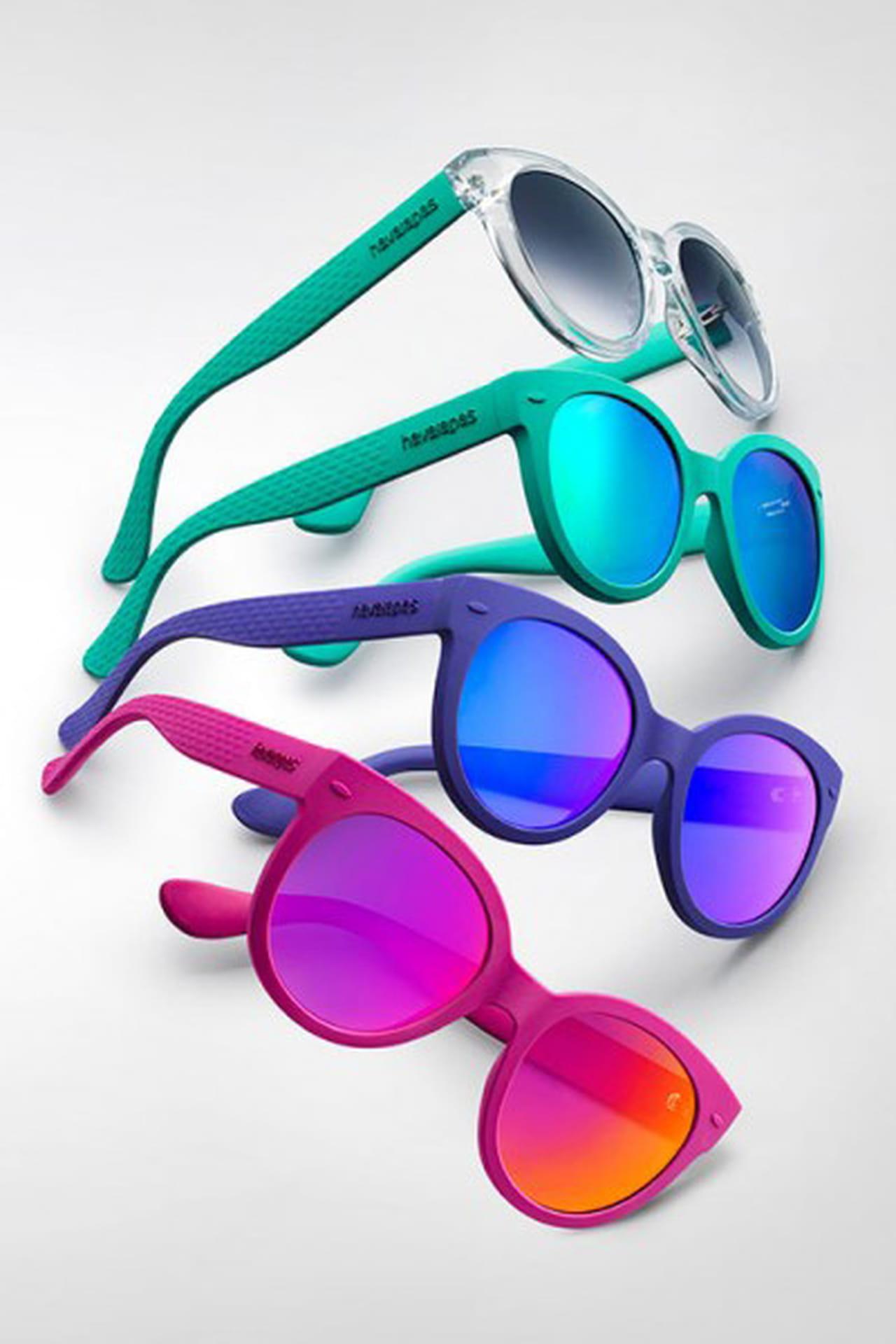 30d4f6d2f80c7 Havaianas lança primeira coleção de óculos de sol