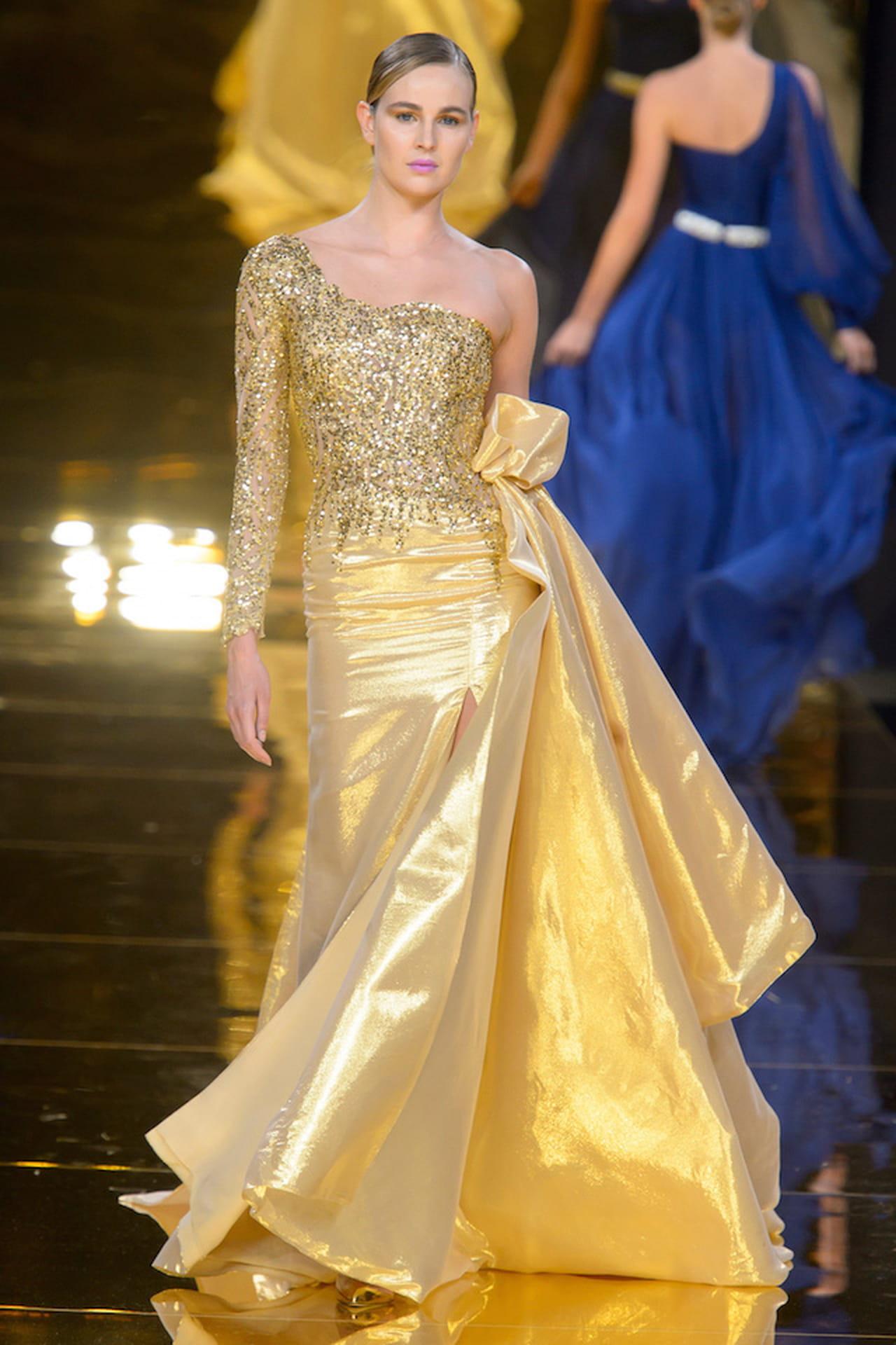 Alta Moda Roma: le passerelle Haute Couture