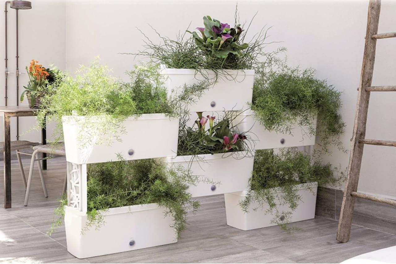 Fioriere da esterno come arredare l 39 outdoor con stile for Vasi da giardino ikea