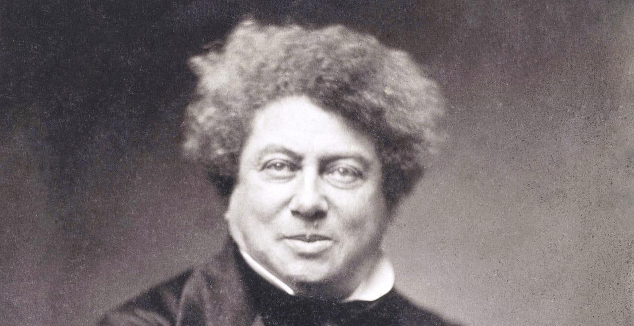 Резултат с изображение за Alexandre Dumas, père