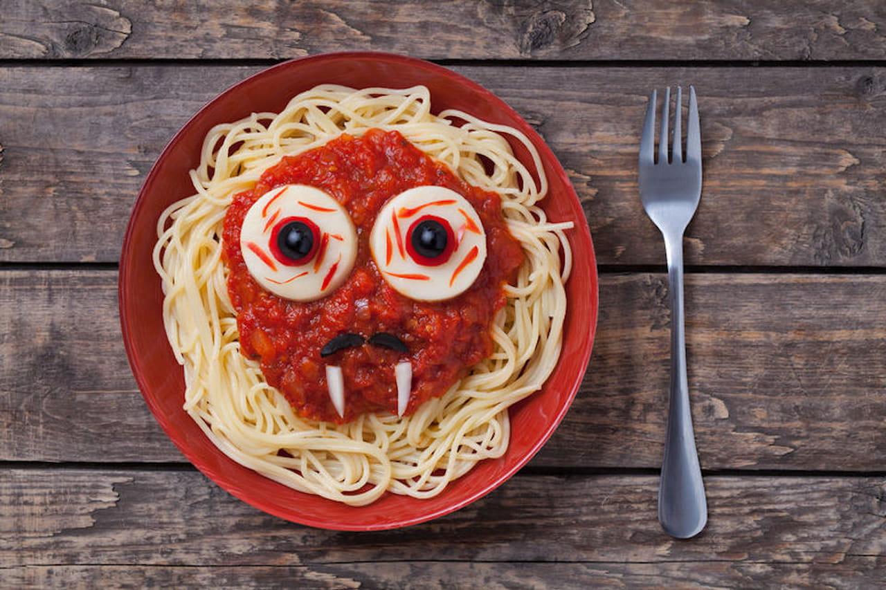 Men di halloween ricette per bambini for Ricette per bimbi