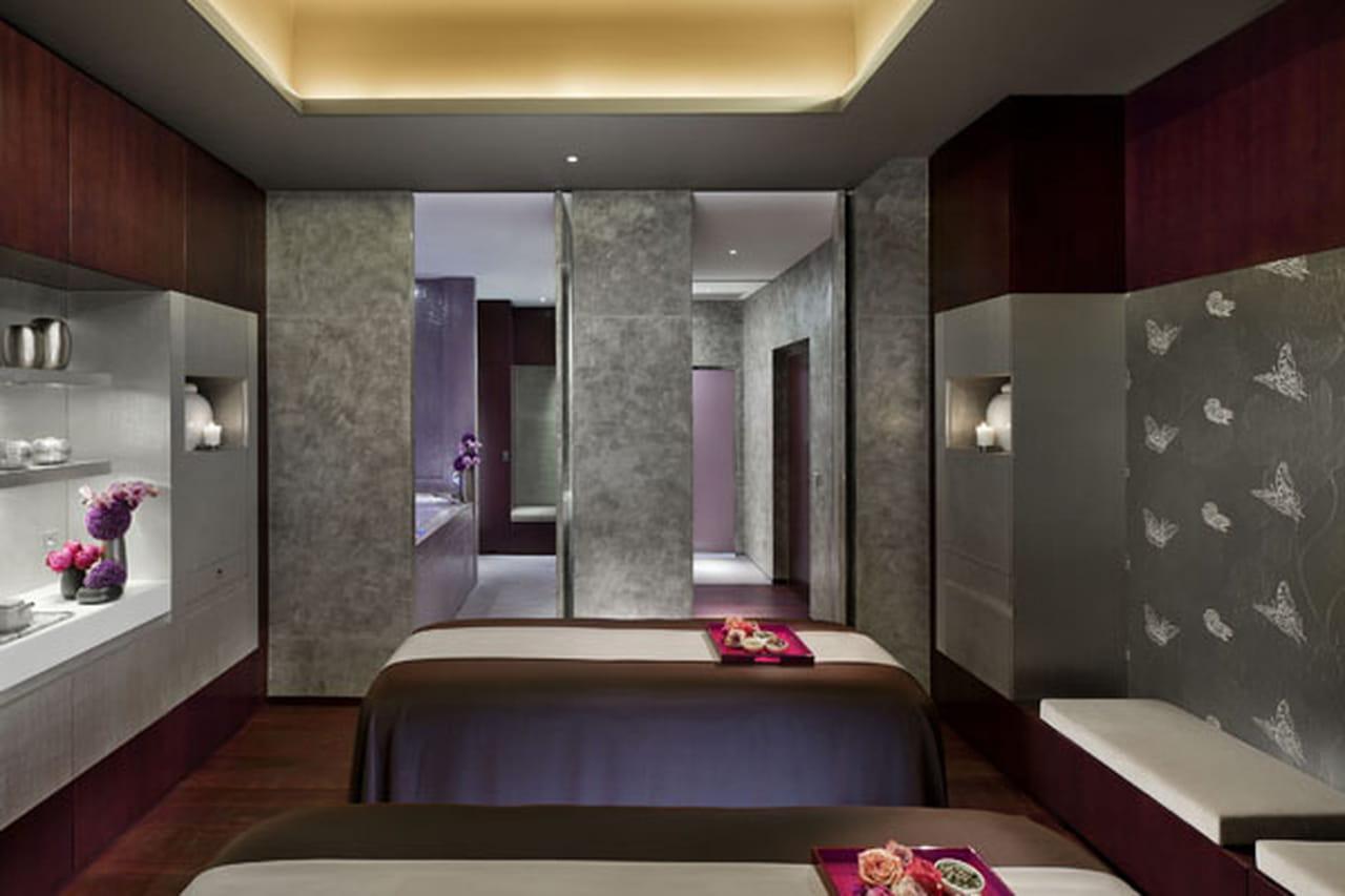 aeb44a009 فندق Mandarin Oriental باريس: استراحة فاخرة في The Spa.