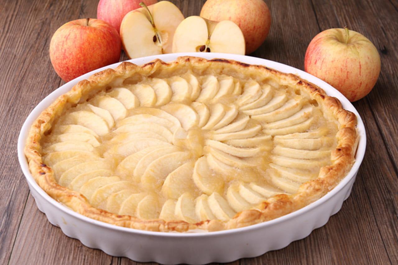 Пирог яблочный рецепт пошаговый