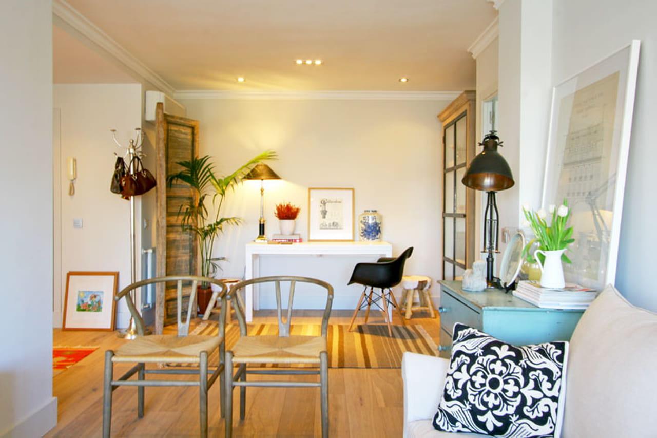 Un appartamento spagnolo al femminile