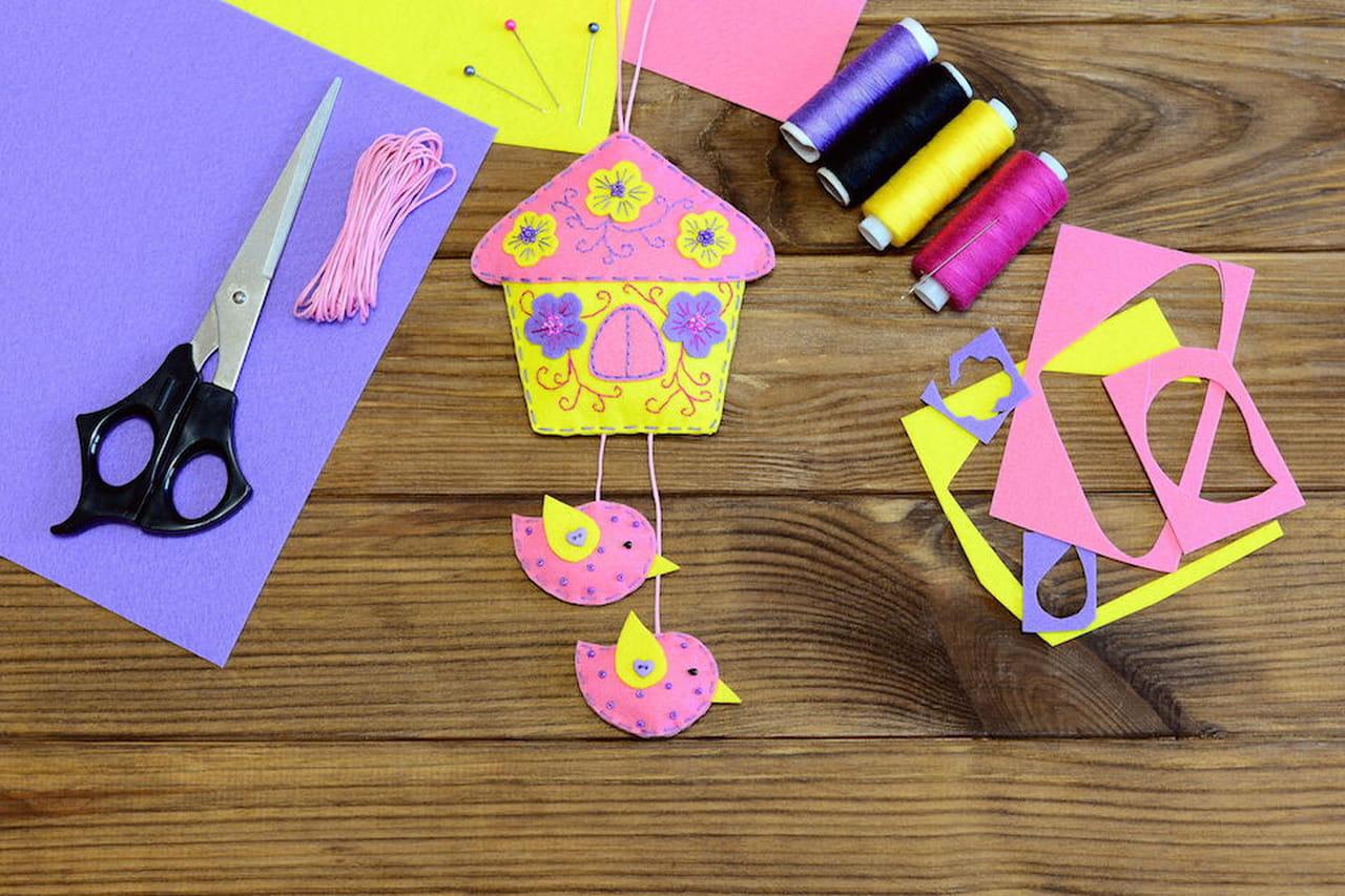 Lavoretti per la festa della donna consigli per bambini for Lavoretti fai da te per la casa