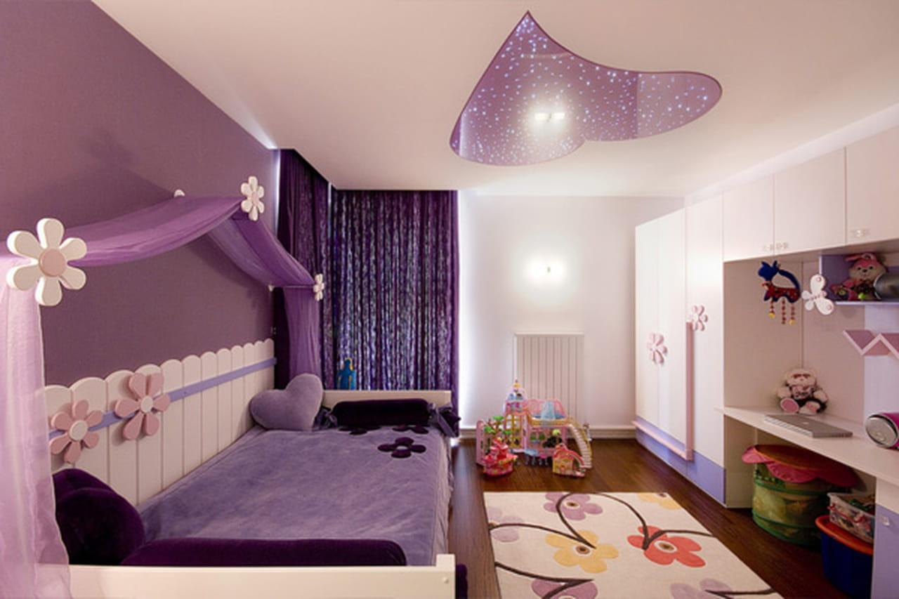 نصائح لجعل غرف نوم البنات مفعمة بالحيوية والمرح!