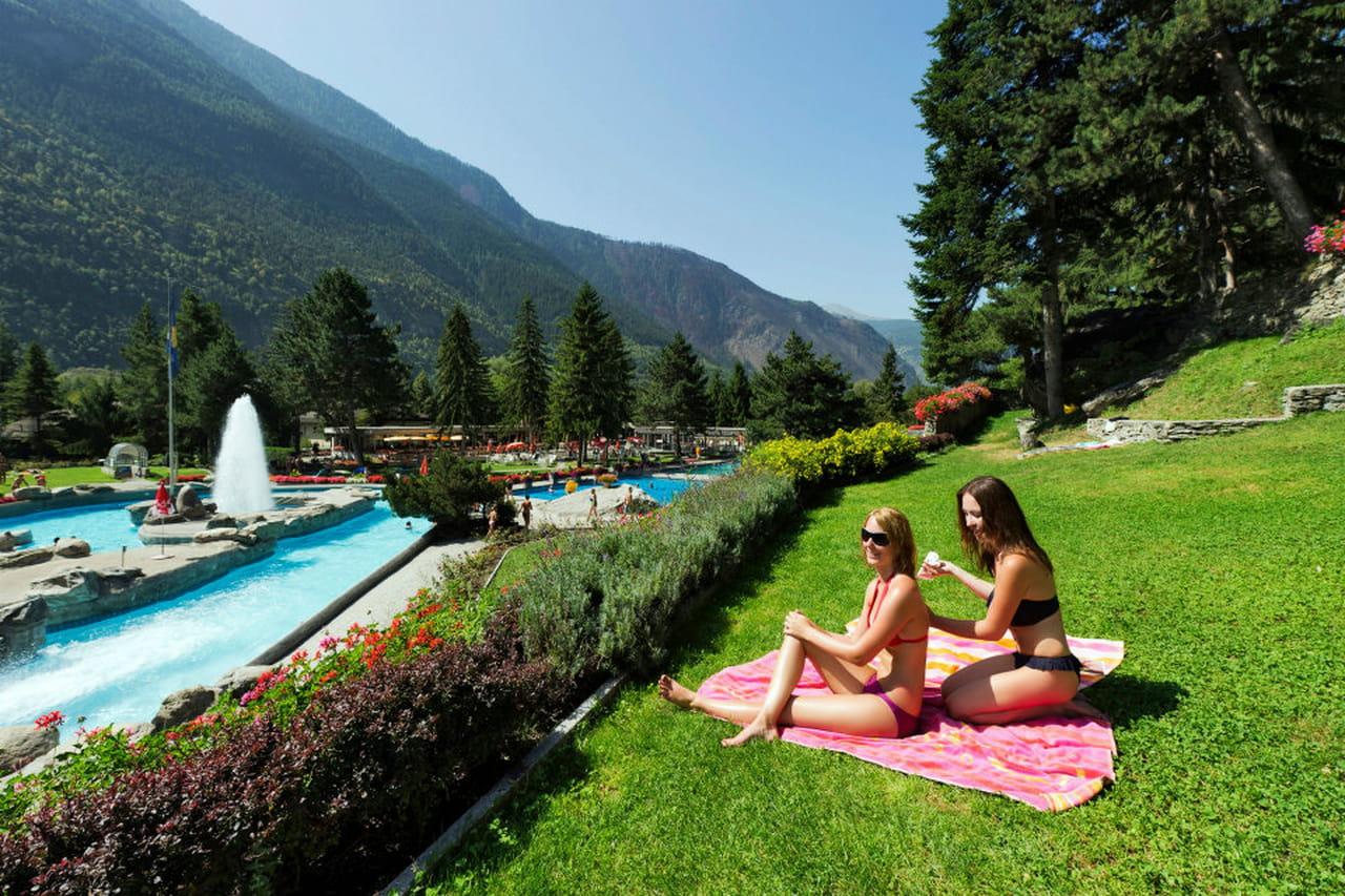 Bagni Termali Svizzera : Svizzera le spa da non perdere