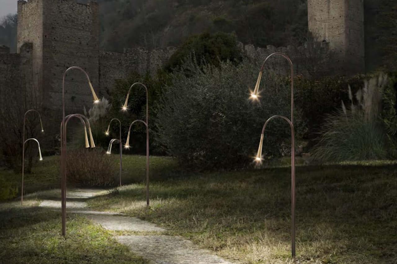 Lampade da esterno illuminare il giardino - Illuminare il giardino ...