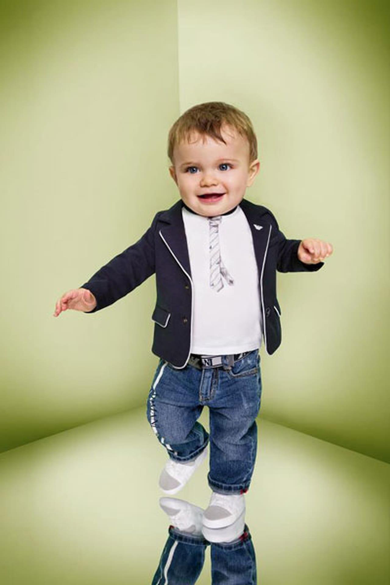 Мода для мальчиков с года фото
