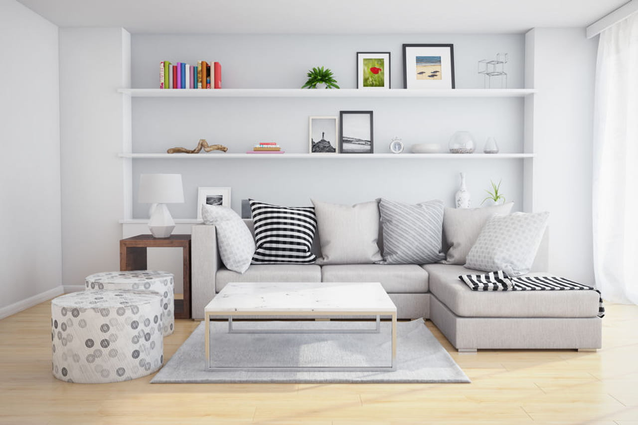Idee per la casa l arredamento moderno alla ricerca degli for Arredamento marino per casa