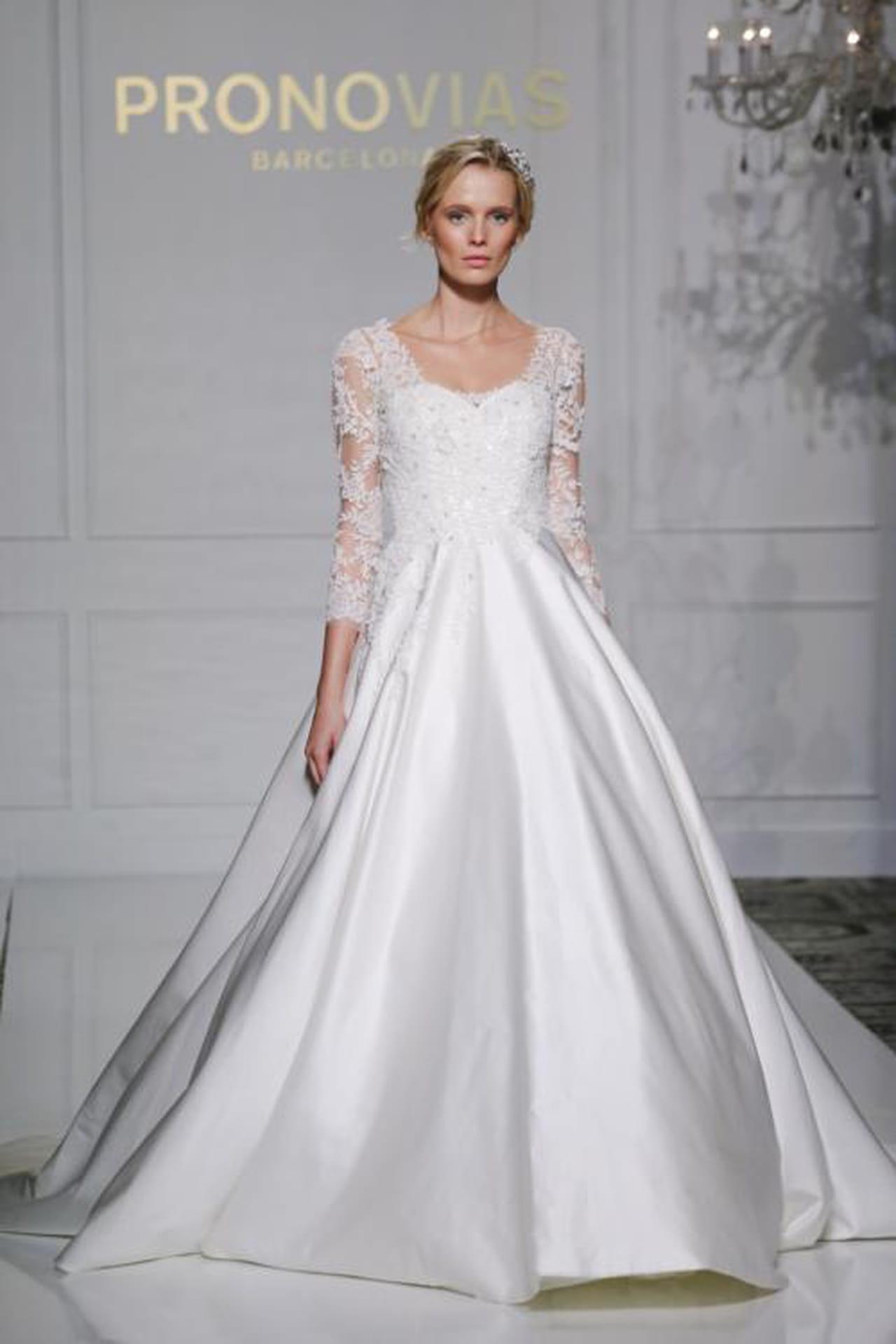 76b5af916a50f فساتين زفاف للمحجبات 2016 لعروس محتشمة وعصرية