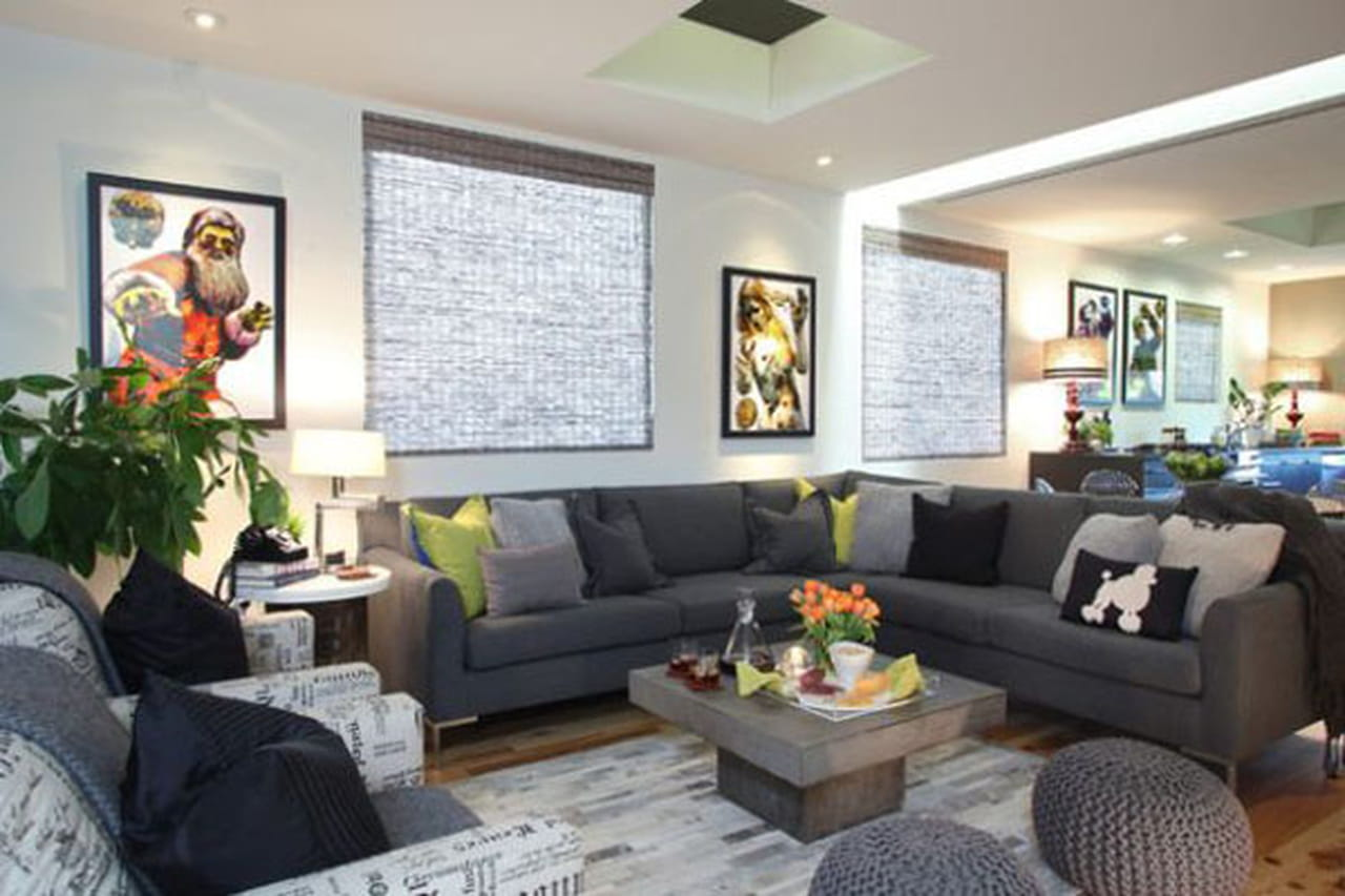 for Salas de apartamentos modernos