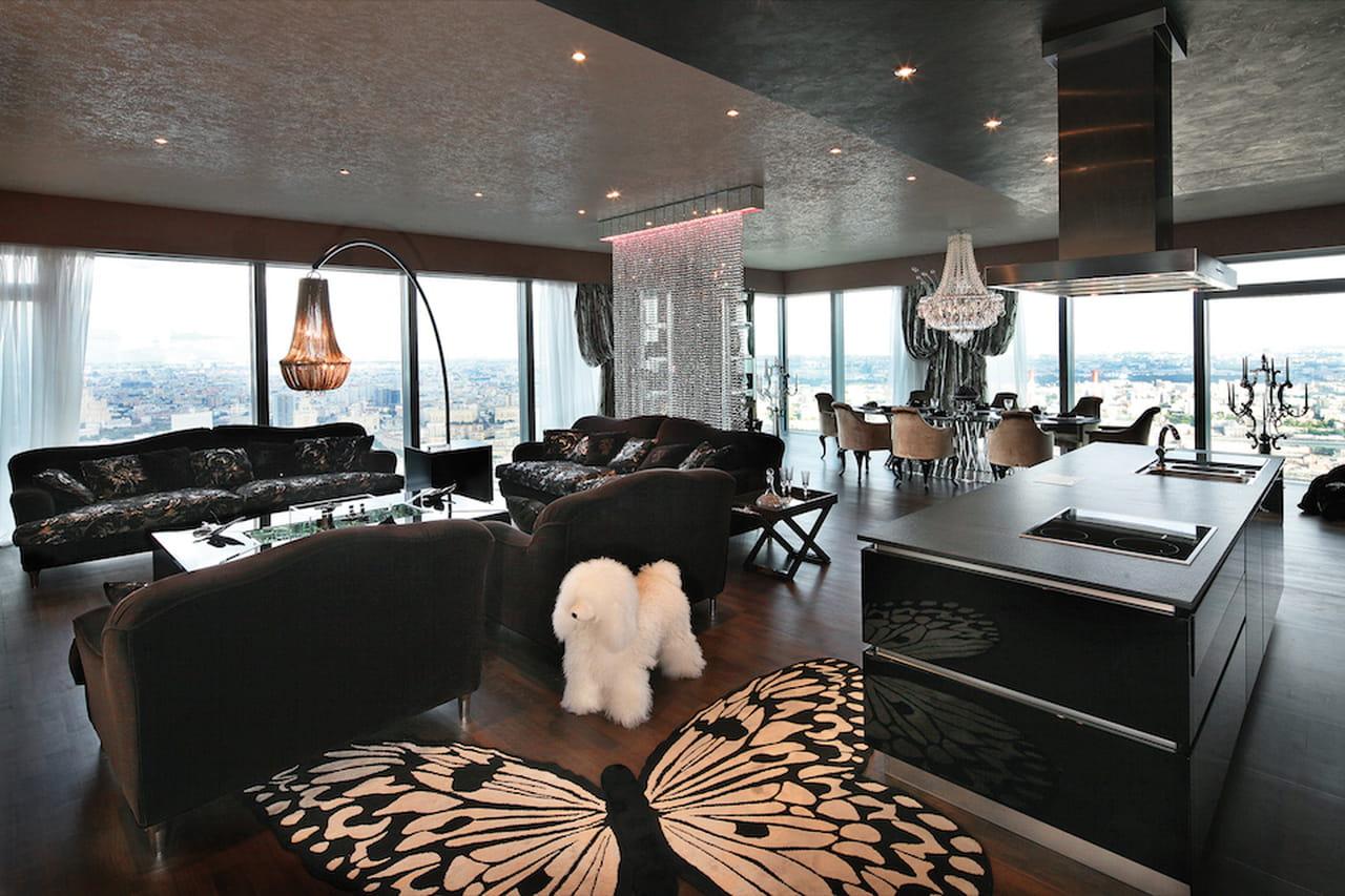 Ville da sogno appartamenti da favola for Appartamenti da sogno interni