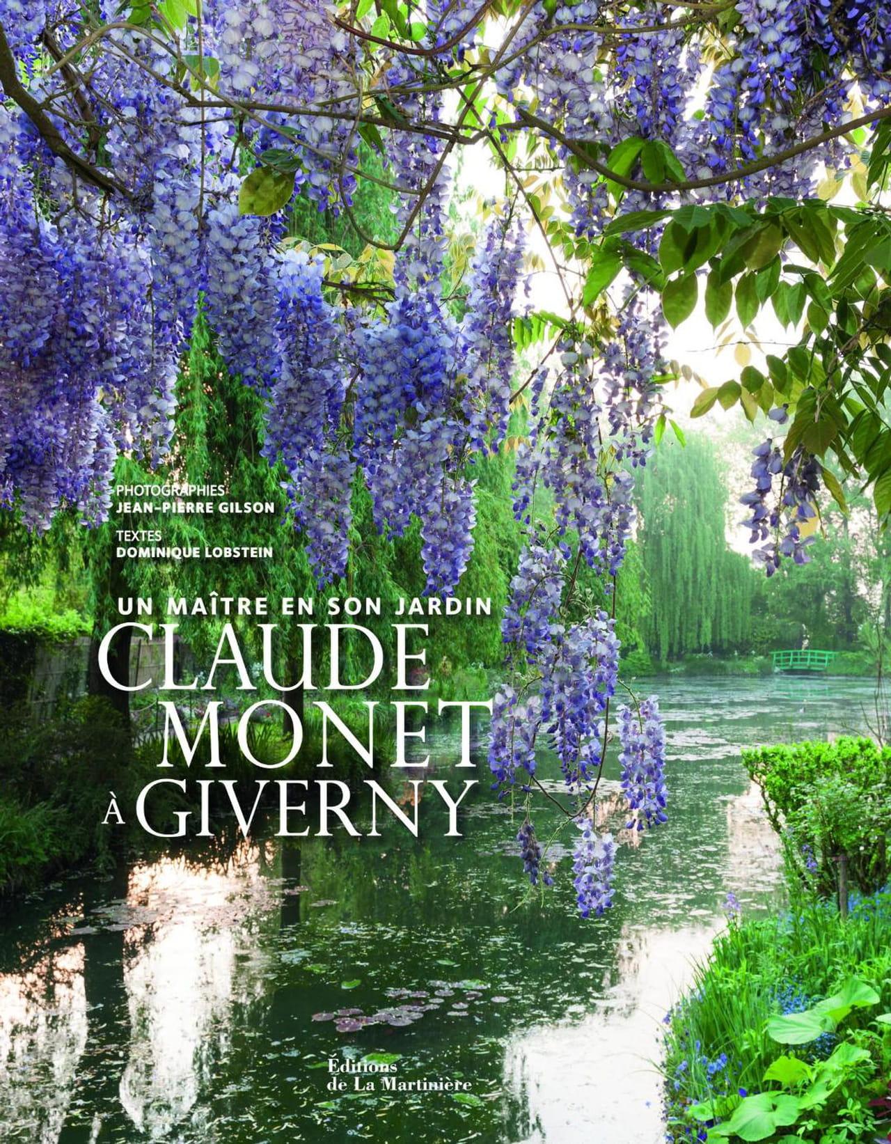 Monet en son jardin - Livre le jardin de monet ...