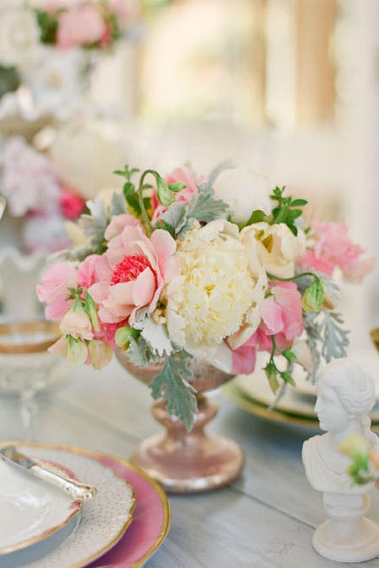 أفكار رائعة لتنسيق الورود والأزهار