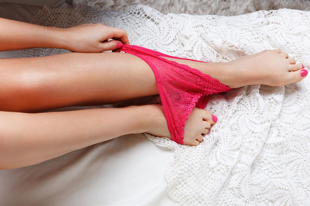 fetiche por pies